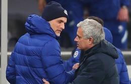 Tuchel mãn nguyện, Mourinho bức xúc