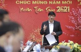 Bộ Y tế tức tốc chi viện cho Điện Biên