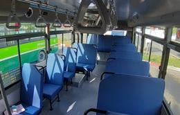 Hà Nội yêu cầu xe chở khách không quá 50% số ghế quy định