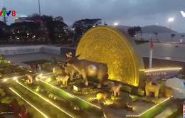 Bình Định: Ra mắt biểu tượng linh vật năm Tân Sửu 2021