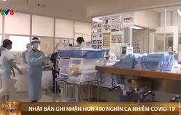 Nhật Bản: hơn 400 nghìn ca nhiễm COVID-19