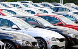 """Xe ô tô nhập khẩu giảm """"sốc"""" trong tháng giáp Tết"""