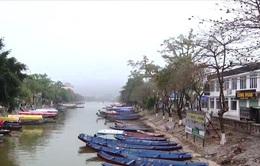 Dừng đón khách đến hết Rằm tháng Giêng tại lễ hội Chùa Hương