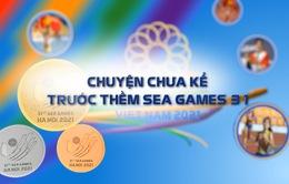 Chương trình Tết Nguyên đán Tân Sửu 2021: Chuyện chưa kể trước SEA Games 31