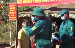 Kon Tum tăng cường lực lượng dân quân trên các chốt biên phòng