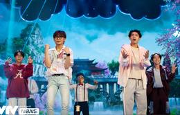 Táo quân 2021: Thầy trò Quang Đăng mang vũ điệu rửa tay lên Thiên Đình