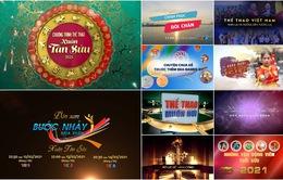 Đặc sắc chương trình Thể thao Tết Nguyên đán Tân Sửu 2021 trên sóng VTV