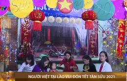 Lào: Người Việt tại Vientiane vui đón Tết Tân Sửu 2021