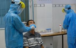 Nam Định phát hiện một ca dương tính với SARS-CoV-2