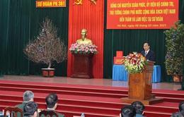 Thủ tướng Nguyễn Xuân Phúc: Quân đội không được để Tổ quốc bị bất ngờ