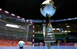 Trọng tài Việt Nam lọt vào danh sách ứng viên được lựa chọn cho FIFA Futsal World Cup 2021
