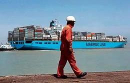 Khủng hoảng thiếu container làm khó doanh nghiệp xuất khẩu châu Á