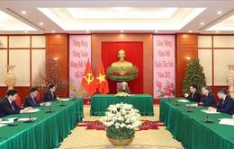 Tổng Bí thư, Chủ tịch nước Nguyễn Phú Trọng điện đàm với Tổng Bí thư, Chủ tịch Trung Quốc Tập Cận Bình