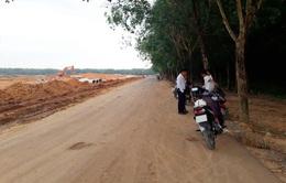 """Bình Phước đề xuất xây sân bay, người dân ùn ùn kéo nhau """"săn"""" đất"""
