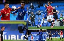 Chelsea 0-0 Man United: Chia điểm nhạt nhoà tại Stamford Bridge