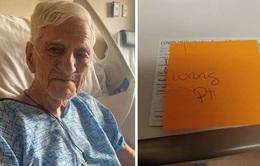 Mỹ: Cụ ông bị tiêm 2 liều vaccine COVID-19 trong một ngày do nhầm lẫn