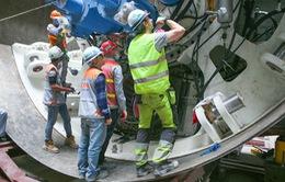 Dự kiến khoan hầm dự án Nhổn - Ga Hà Nội từ tháng 5