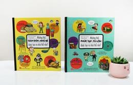 Books for curious young minds: Khám phá chân trời kiến thức mà không nhàm chán