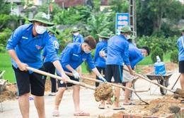 Hỗ trợ tiền mặt cho thanh niên tình nguyện hoàn thành nhiệm vụ