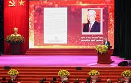 Tổng Bí thư, Chủ tịch nước gửi thư chúc mừng Báo Nhân Dân nhân kỷ niệm 70 năm