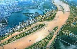 Hà Nội dự kiến phê duyệt quy hoạch phân khu sông Hồng vào tháng 6
