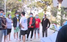 Liên tục phát hiện người Trung Quốc vượt biên vào Việt Nam để sang Campuchia