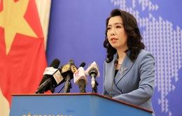Mọi hoạt động tại Hoàng Sa và Trường Sa không được Việt Nam cho phép là vi phạm chủ quyền