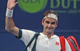 Roger Federer dừng bước tại tứ kết Qatar mở rộng 2021