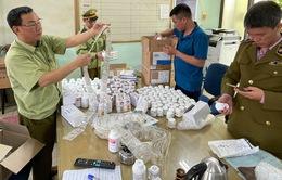 Gần 300.000 sản phẩm thuốc tân dược nghi nhập lậu từ Hàn Quốc