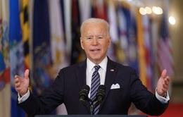 Tổng thống Mỹ Joe Biden chỉ đạo tăng tốc tiêm chủng