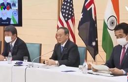 Hội nghị thượng đỉnh Nhóm bộ tứ lần đầu tiên