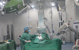 Nút mạch điều trị u xơ tử cung lớn