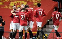 Thắng tối thiểu trước West Ham, Man Utd củng cố ngôi nhì bảng Ngoại hạng Anh