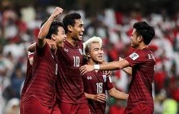 Trụ cột ĐT Thái Lan liên tiếp gặp chấn thương trước vòng loại World Cup 2022