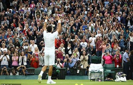 Ban tổ chức Wimbledon 2021 làm khó cho các tay vợt