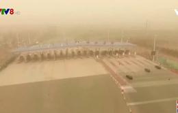 Bão cát kinh hoàng tấn công Trung Quốc và Mông Cổ