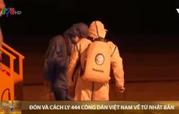 Đà Nẵng đón và cách ly công dân Việt Nam từ Nhật Bản về nước