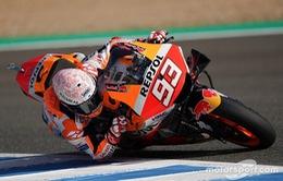 Moto GP: Marc Marquez trở lại tập luyện tại Tây Ban Nha