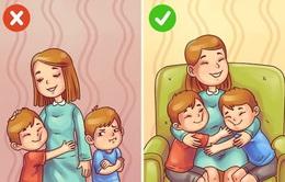 7 hành vi đáng lo của con trẻ không nên bỏ qua