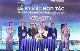 Công bố đối tác chiến lược  dự án Vega City Nha Trang
