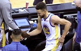 Stephen Curry mang tin không vui tới Golden State Warriors