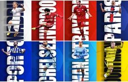 Kết quả bốc thăm tứ kết Champions League: Real Madrid – Liverpool, Man City – Dortmund, Porto – Chelsea, Bayern Munich – PSG