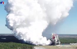 NASA thử nghiệm thành công tên lửa đưa con người trở lại Mặt Trăng