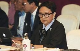 """Indonesia hối thúc Myanmar """"mở cửa"""" với ASEAN để giải quyết khủng hoảng"""