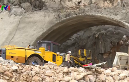 Gấp rút thi công đảm bảo tiến độ dự án cao tốc Bắc - Nam