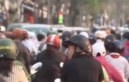 Áp lực giải quyết ùn tắc giao thông tại Đà Nẵng