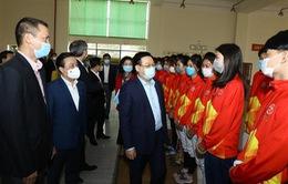 Bí thư Thành ủy Hà Nội yêu cầu tập trung cao độ chuẩn bị SEA Games 31