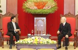Vun đắp mối quan hệ đoàn kết đặc biệt Việt Nam - Lào ngày càng phát triển