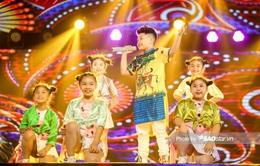 Giọng hát Việt nhí: Song Tùng ra mặt, giành về chiến thắng đầu tiên cho BigDaddy và Emily