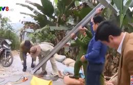 Thanh Hoá: Khẩn trương xây dựng 600 căn nhà cho người dân ở huyện Mường Lát